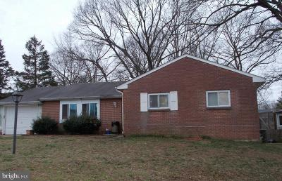 Anne Arundel County Single Family Home Under Contract: 7948 Pipers Path
