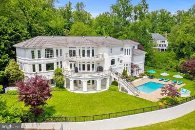 Edgewater MD Single Family Home For Sale: $4,200,000