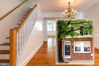 Anne Arundel County Townhouse For Sale: 103 Charles Street
