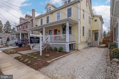 Annapolis Single Family Home For Sale: 311 Chesapeake Avenue