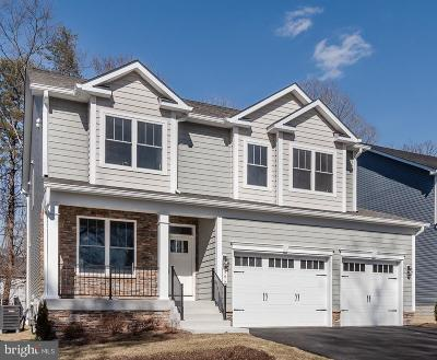 Anne Arundel County Single Family Home For Sale: 142 North Drive