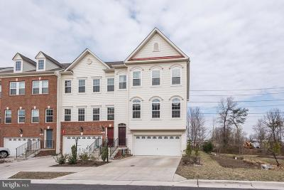 Gambrills Townhouse For Sale: 1002 Red Clover Road