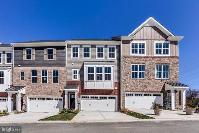 Hanover MD Townhouse For Sale: $419,990