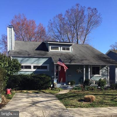 Annapolis Single Family Home For Sale: 237 Chatham Lane