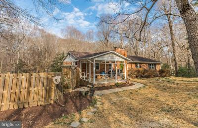 Davidsonville Single Family Home For Sale: 722 Appomattox Road E