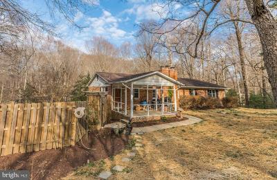 Davidsonville, Riva Single Family Home For Sale: 722 Appomattox Road E