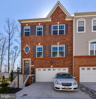 Anne Arundel County, Calvert County, Charles County, Prince Georges County, Saint Marys County Townhouse For Sale: 1239 Orchid Road