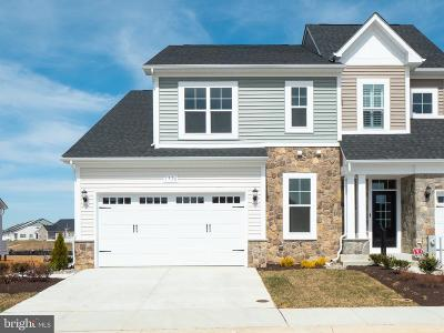 Anne Arundel County, Calvert County, Charles County, Prince Georges County, Saint Marys County Townhouse For Sale: 1526 Yellow Sand Lane