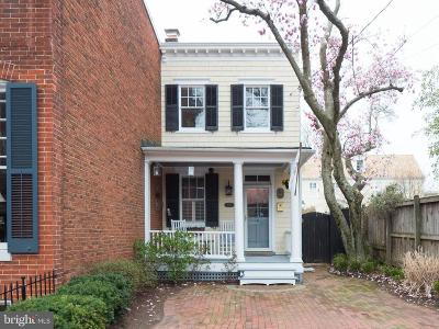 Annapolis Townhouse For Sale: 205 Duke Of Gloucester Street