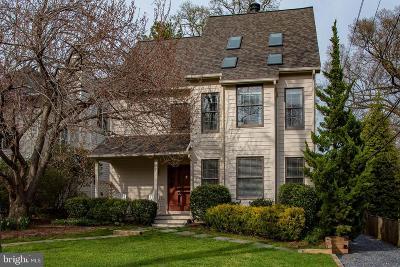 Annapolis Single Family Home For Sale: 9 Upshur Avenue