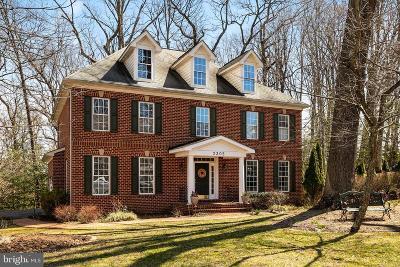 Annapolis Single Family Home For Sale: 2305 Annapolis Ridge Court