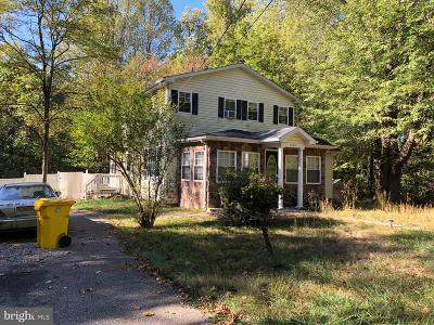 Annapolis Single Family Home For Sale: 1462 Shot Town Road