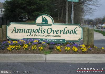 Annapolis Condo For Sale: 50g Sandstone Court