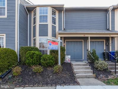 Annapolis Townhouse For Sale: 917 Breakwater Drive