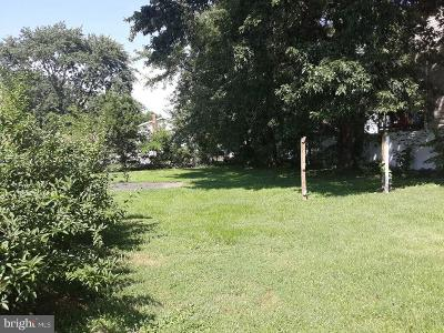Anne Arundel County Residential Lots & Land For Sale: 3711 Seventh Avenue