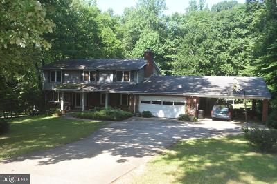 Davidsonville Single Family Home For Sale: 717 Petersburg Road