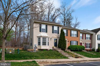 Odenton Townhouse For Sale: 2427 High Brandy Way