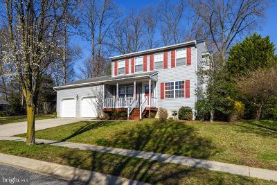 Annapolis Single Family Home For Sale: 1801 Green Top Court