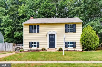 Annapolis Single Family Home For Sale: 1500 Hickory Wood Drive