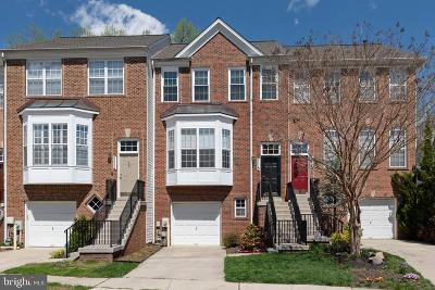 Annapolis Townhouse For Sale: 1113 August Drive