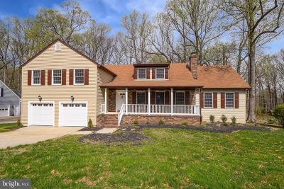 Annapolis Single Family Home Active Under Contract: 1056 Carriage Hill Parkway