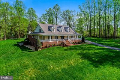 Davidsonville Single Family Home For Sale: 1101 Captain Bell Court