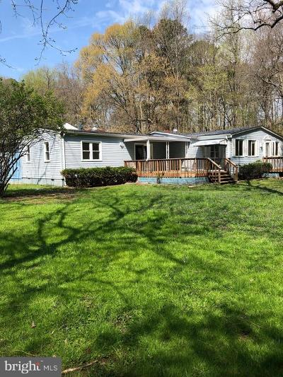 Deale Single Family Home For Sale: 949 Marzoff Road