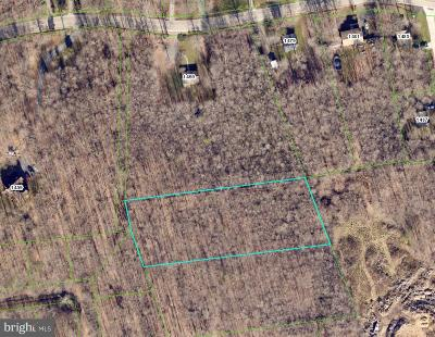 Anne Arundel County Residential Lots & Land For Auction: 1461 Cedarhurst Road