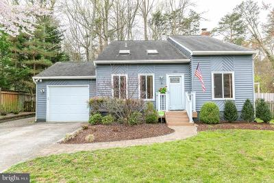 Severna Park Single Family Home For Sale: 639 Thomas Way