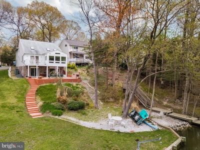 Anne Arundel County, Calvert County, Charles County, Prince Georges County, Saint Marys County Single Family Home For Sale: 357 Valley Stream Road