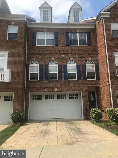 Annapolis Townhouse For Sale: 206 Burgundy Lane