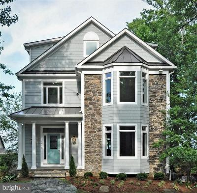 Anne Arundel County Single Family Home For Sale: 7055 Bay Front Drive