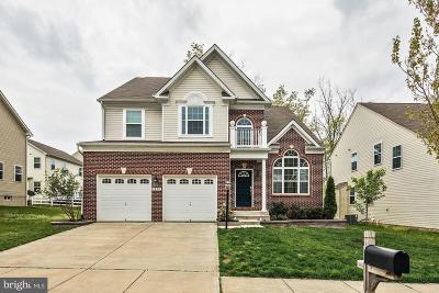 Glen Burnie Single Family Home For Sale: 7820 Stonebriar Drive