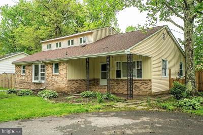 Shady Side Single Family Home For Sale: 1713 Maryland Avenue