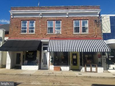 Anne Arundel County, Calvert County, Charles County, Prince Georges County, Saint Marys County Commercial For Sale: 80-82 Maryland Avenue