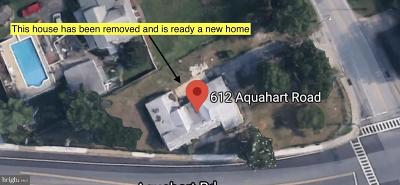 Glen Burnie Residential Lots & Land For Sale: 612 Aquahart Road