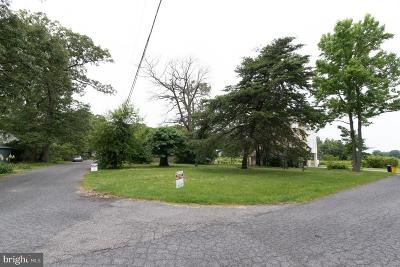 Shady Side Residential Lots & Land For Auction: 5336 Chichester Road