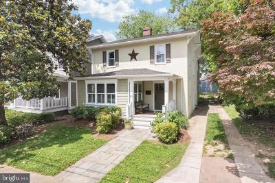 Annapolis Single Family Home For Sale: 21 Thompson Street