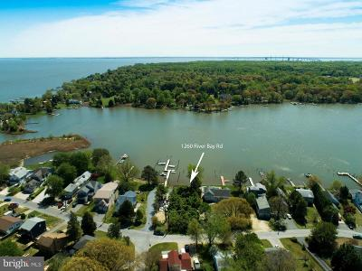 annapolis Residential Lots & Land For Sale: 1260 River Bay Road