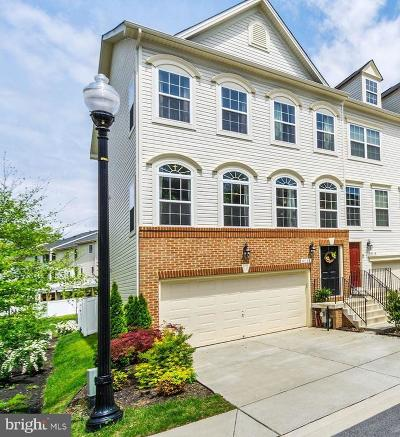 Glen Burnie Townhouse For Sale: 8118 Mill Fall Court