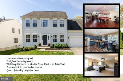 Severna Park Single Family Home For Sale: 109 Sabrina Lane
