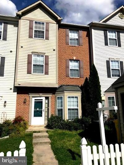 Odenton Townhouse For Sale: 1961 Camelia Court