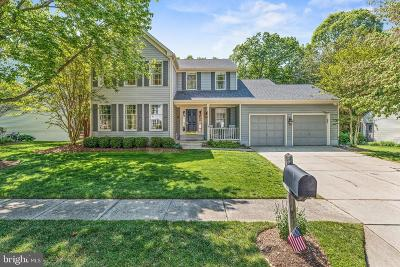 Annapolis Single Family Home For Sale: 409 Riding Ridge Road