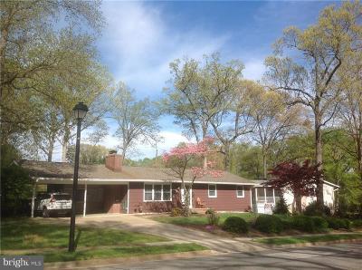Severna Park Single Family Home For Sale: 861 Cottonwood Drive