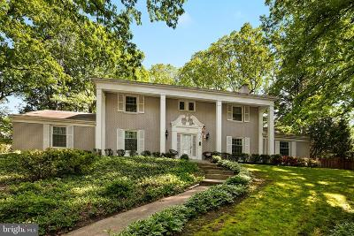 Annapolis Single Family Home For Sale: 1300 Lloyd Court