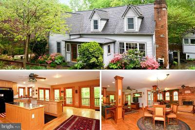 Annapolis Single Family Home For Sale: 2319 Hickory Road