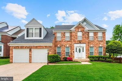 Odenton Single Family Home For Sale: 2106 Brink Court