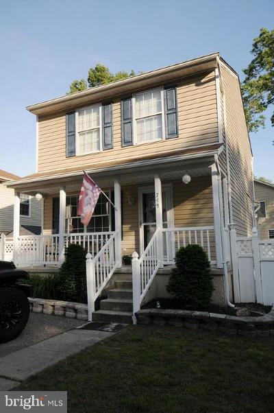 Pasadena Single Family Home For Sale: 749 201st Street