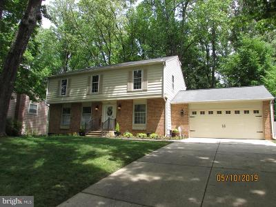 Crofton Single Family Home For Sale: 1502 Crofton Parkway