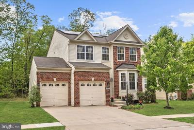 Glen Burnie Single Family Home For Sale: 7221 Stallings Drive